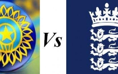 Prediction on India Vs England (Group B match)