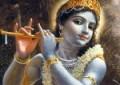 Krishna & me…