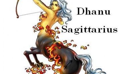 Dhanu – Sagittarius