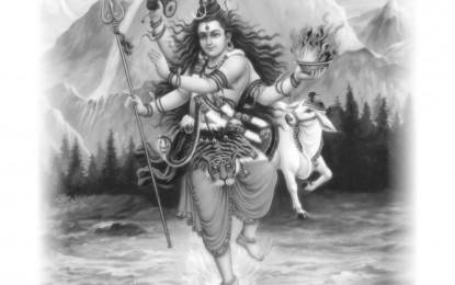 Shiv Tandav Stotra (शिव तांडव स्तोत्रं)