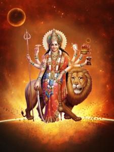 माँ दुर्गा के ११ नाम
