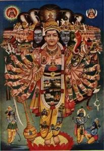 हिन्दू देवी-देवताओं की संख्या