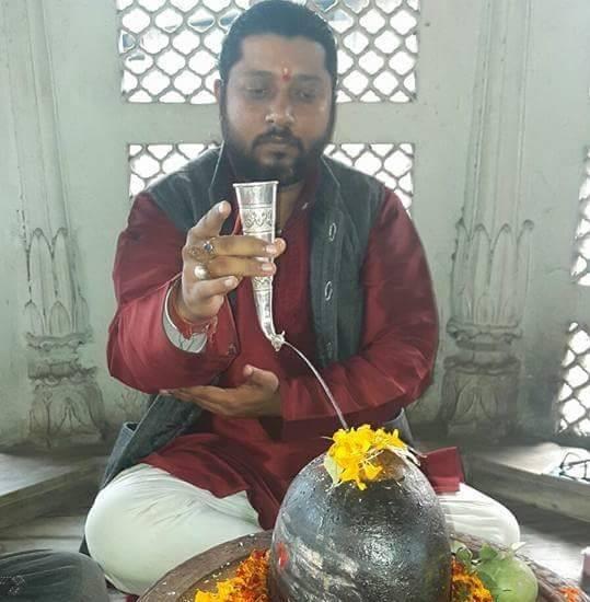 Rudrabhishek रुद्राभिषेक