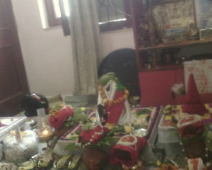 Pujan at Prayag